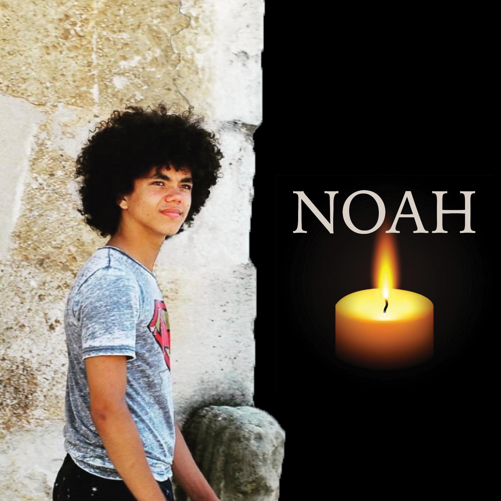 Een eerbetoon aan Noah op Omroep Vlaardingen