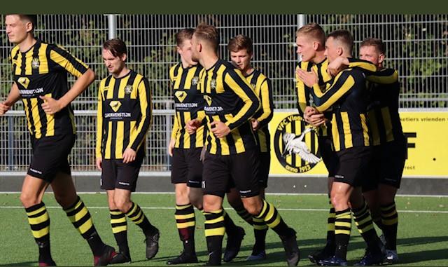 VFC (za) wint competitie ouverture van Rijnmond Hoogvliet Sport 3-1