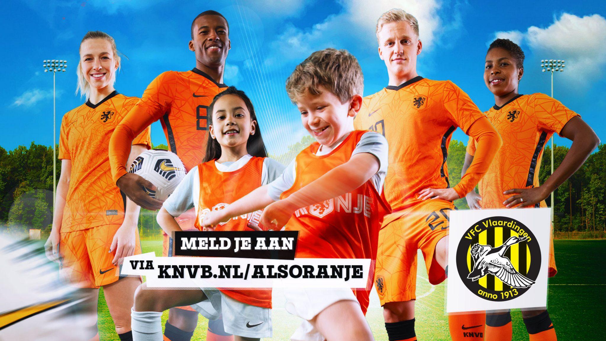 VFC organiseert uniek Oranjefestival op 5 mei!