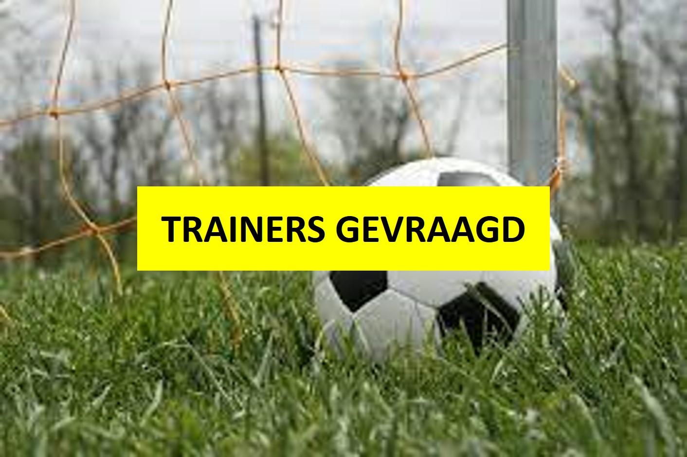Trainers gevraagd! Word jij een van de nieuwe trainers?